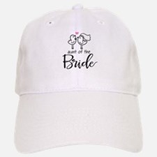 Aunt of the Bride Baseball Baseball Cap