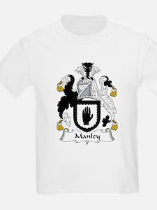 Manley Family Crest T-Shirt