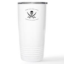 Cool Mental health counselor Travel Mug