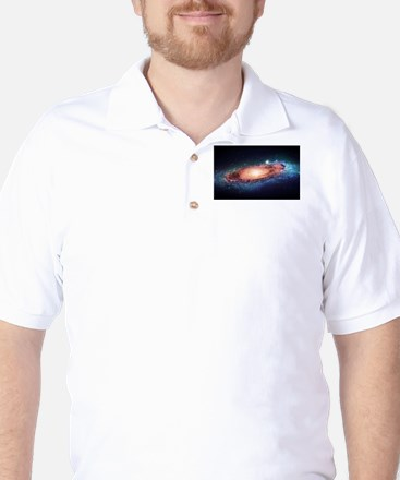 Milky Way Golf Shirt