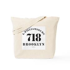 E. Williamsburg 718 Tote Bag