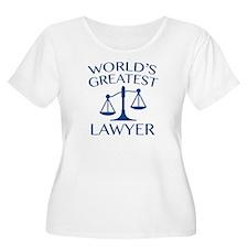 World's Greatest Lawyer T-Shirt