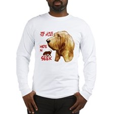 zbloodhound1 Long Sleeve T-Shirt