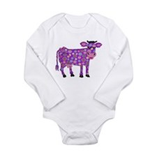 I Never Saw a Purple Cow Body Suit