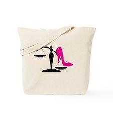 Unique Scales of justice Tote Bag
