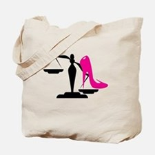 Cute Attorneys Tote Bag