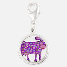 I Never Saw a Purple Cow Charms