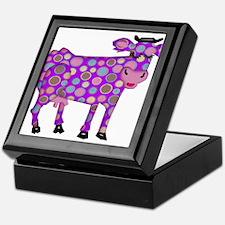I Never Saw a Purple Cow Keepsake Box