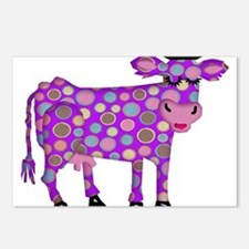 I Never Saw a Purple Cow Postcards (Package of 8)