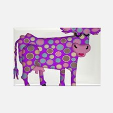I Never Saw a Purple Cow Magnets