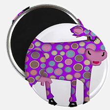 I Never Saw a Purple Cow Magnets