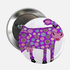 "I Never Saw a Purple Cow 2.25"" Button"