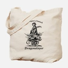 St. Margaret Dragonslayer Light Tote Bag