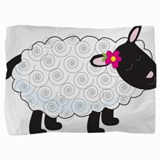 Little Lamb Pillow Sham