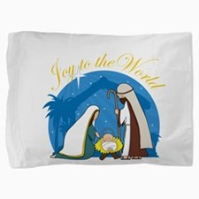 nativity scene cp.png Pillow Sham