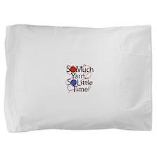 So Much yarn Pillow Sham