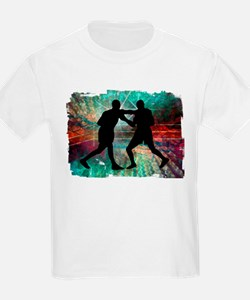 Tough & Gritty Boxing in the Ring T-Shirt