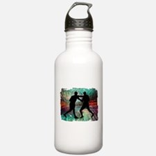 Tough & Gritty Boxing Sports Water Bottle