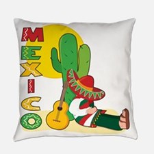 mexico.png Everyday Pillow