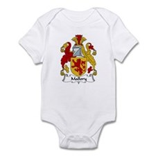Mallory Family Crest Infant Bodysuit
