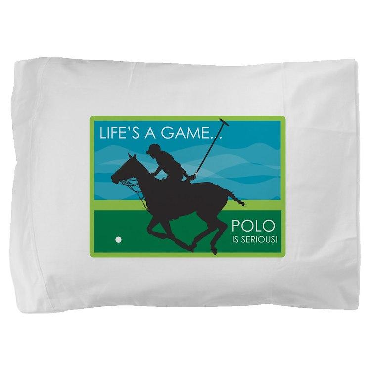 polo pony.png Pillow Sham