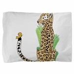 Animal Alphabet Jaguar Pillow Sham
