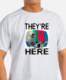 Webcam - They're Here T-Shirt