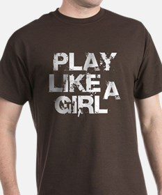 Play Like A Girl T-Shirt