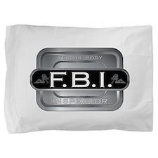f_b_i_female_inspector.jpg Pillow Sham