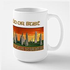 Craigh na Dun or Bust Large Mug
