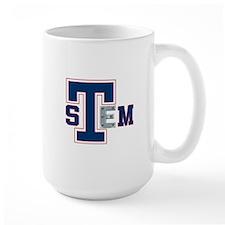 STEM Logo Ctr T Mug