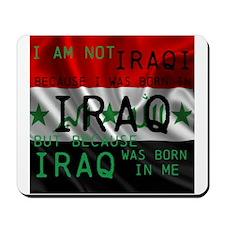 Iraqi Mousepad