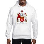 Major Family Crest Hooded Sweatshirt