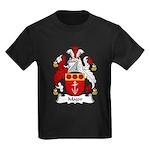 Major Family Crest Kids Dark T-Shirt