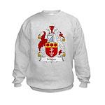 Major Family Crest Kids Sweatshirt