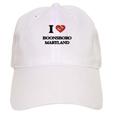 I love Boonsboro Maryland Baseball Cap