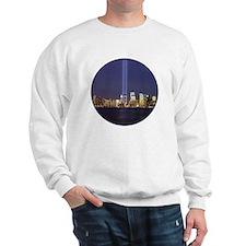 WTC Memorial Lights Sweatshirt