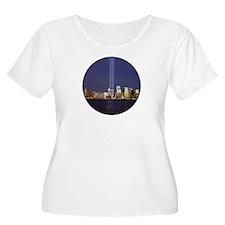 WTC Memorial Lights T-Shirt