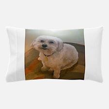 Miniature Poodle Angus Pillow Case