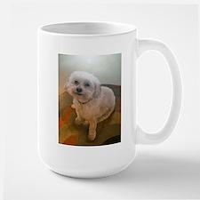 Miniature Poodle Angus Mugs