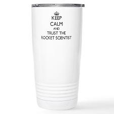 Unique Rocket Travel Mug