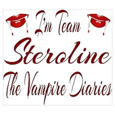 Team Steroline Poster