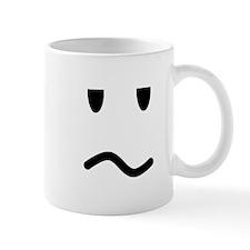 Annoyed Face Mug
