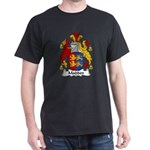 Maddox Family Crest Dark T-Shirt