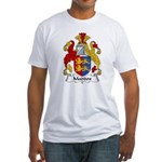 Maddox Family Crest Fitted T-Shirt