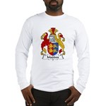 Maddox Family Crest Long Sleeve T-Shirt