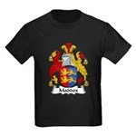 Maddox Family Crest Kids Dark T-Shirt