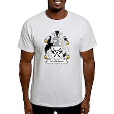 Maddison Family Crest T-Shirt