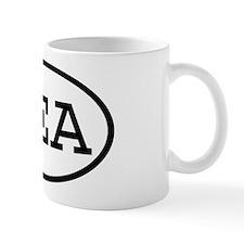 GEA Oval Mug