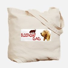 Cute Bloodhounds Tote Bag